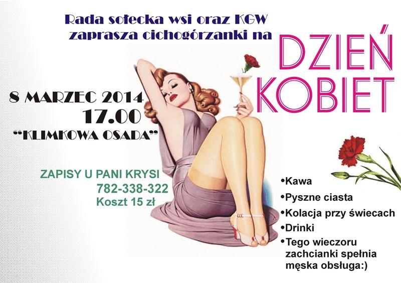 Dzień Kobiet 2014