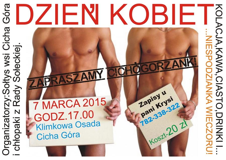 dzień kobiet plakat 2
