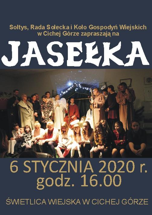 jasełka 2020 r.